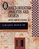 Object-Oriented Analysis and Design with Applications (paperback) (0321774949) by Booch, Grady