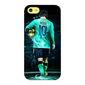 Number Ten Multicolor Back Case Cover for iPhone 5C