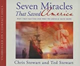 img - for Seven Miracles That Saved America: Why They Matter and Why We Should Have Hope   [7 MIRACLES THAT SAVED AMER 9D] [Compact Disc] book / textbook / text book