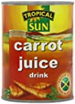 Tropical Sun Carrot Juice 540 ml (Pac...