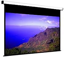 """Screen Innovations HDTV 100"""" Matte White 1.1 Theater Sensation Motorized Screen"""