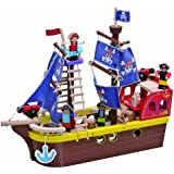 Maxim Wooden Pirate Ship