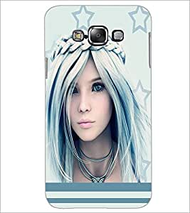 PrintDhaba Cute Face D-2128 Back Case Cover for SAMSUNG GALAXY GRAND 3 (Multi-Coloured)