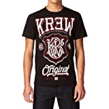KR3W Champ 2 Ular T-Shirt - Black