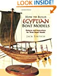 How to Build Egyptian Boat Models: Pa...
