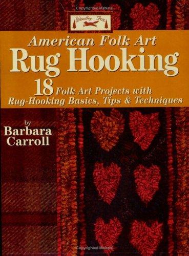 Woolley Fox American Folk Art Rug Hooking