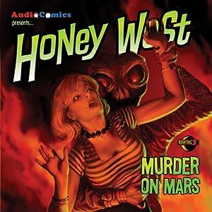 Honey West: Murder on Mars | [Elaine Lee]