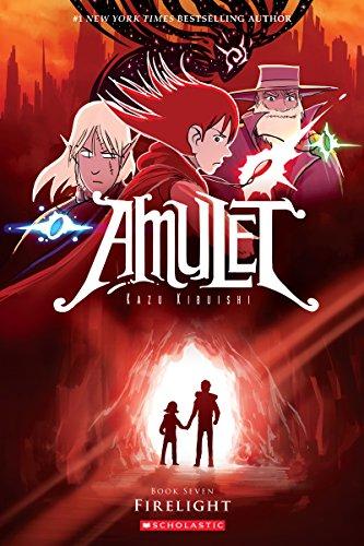 Firelight (Amulet #7)