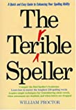 Terrible Speller (068814229X) by William Proctor