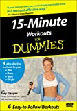 15 Minute Workouts for Dummies [DVD] [Import]