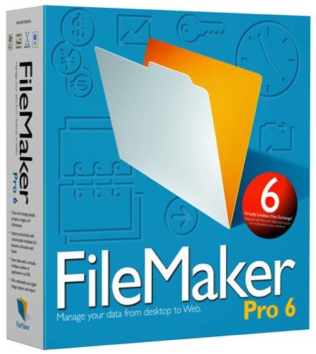 Filemaker Pro 6.0 Unlimited Upgrade
