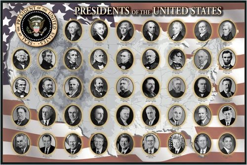 presidents-of-the-united-states-maxi-laminated-encapsulated-poster-measures-approx-36-x-24-inches-91