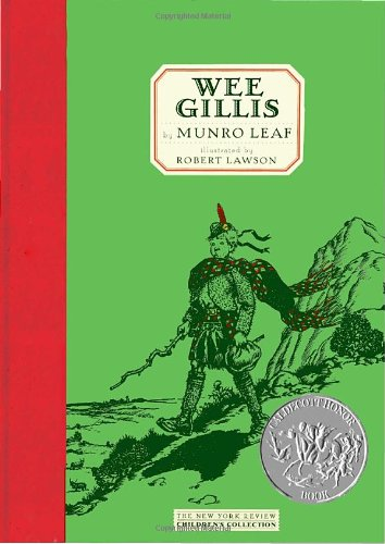 Wee Gillis (New York Review Children's Collection)