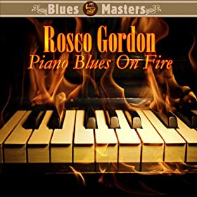 Piano Blues On Fire