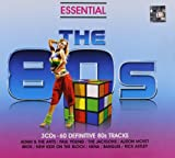 Various Essential 80s - Classic Eighties Pop And Rock Hits