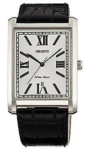 Orient Traditional Style Classic Quartz Roman Watch UNEM003W