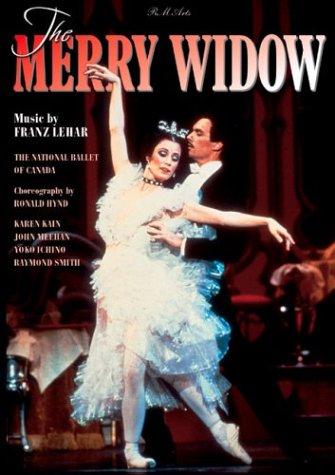 Lehar - The Merry Widow / Kain, Meehan, National Ballet of Canada