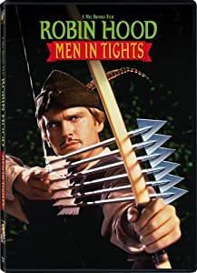 "Cover of ""Robin Hood - Men in Tights"""