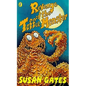 Revenge of the Toffee Monster (unabridged)