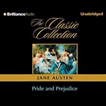 Pride and Prejudice (       UNABRIDGED) by Jane Austen Narrated by Sharon Williams
