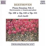 Piano Sonatas 30-32