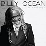 Billy Ocean - Because I Love You ( Audio CD ) - B001PCNYEG
