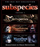 Subspecies Blu-ray 3 disc box set