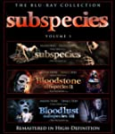 Subspecies Blu-ray 3 disc box set