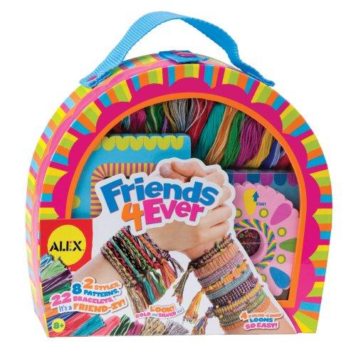 Imagen de Juguetes Alex Friends 4 Ever pulsera que hace el kit