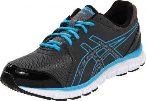 ASICS Men's GEL-Envigor TR Cross-Training Shoe,Aluminium/ Maui Blue/Titanium,10 M US