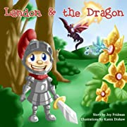 children's book: Landon and the Dragon (Adventures for Children)