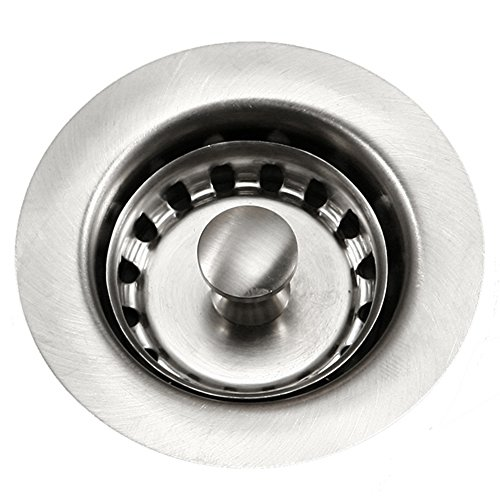 Houzer 190-4200 Bar Sink Basket Strainer for 2-Inch Drain Openings