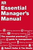 Essential Managers Manual (0789435195) by Robert Heller
