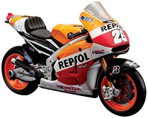 Maisto 1:18 2014 Repsol Honda Team Diecast Motorcycle Vehicle by Maisto - Domestic
