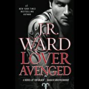 Lover Avenged: The Black Dagger Brotherhood, Book 7 | J.R. Ward
