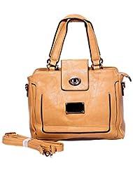 Bel Bags Bel At Sling Bag (Beige)