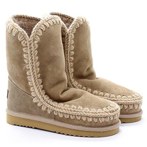 Mou - Botas para mujer Beige beige, Beige (marrón (camel)), 39