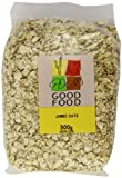 Mintons Good Food Pre-Packed Jumbo Oats 500 g (Pack of 10)