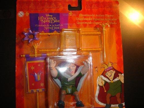 Disney Hunchback of Notre Dame Quasimodo Figure - 1