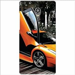 Lenovo Vibe P1 Back Cover - Luxury Car Designer Cases
