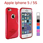 King Cameleon Rouge - coque pour Ipho...