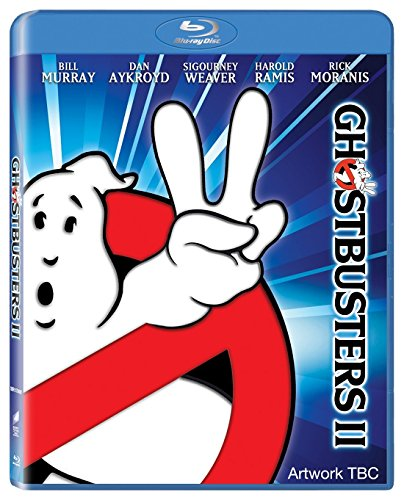 Ghostbusters 2 [Blu-ray] [IT Import]