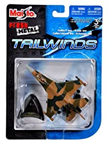 Amazon.com: Maisto Fresh Metal Tailwinds 1:120 Scale Die Cast United States Military Aircraft