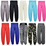 NEW Girls Harem Alibaba Pant Trouser...
