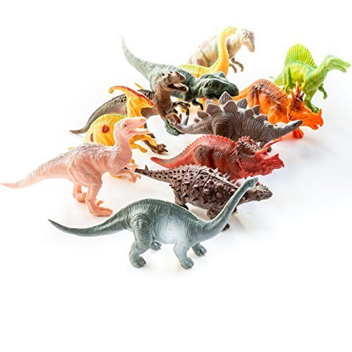 Best Animal Planet Toys For Kids And Toddlers : Kids imaginative dinosaur toy figures learning resources