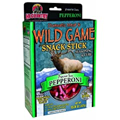 Hi-Country Snack Foods Domestic Meat and WILD GAME 15.06 oz. Pepperoni Home Made... by Hi-Country Snack Foods