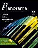 echange, troc Divers compositeurs - Pianorama : Classique, Jazz, Variétés, Musique de films, volume 1A (CD inclus)