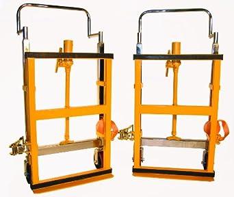 wesco 272952 hydraulic lift furniture mover set. Black Bedroom Furniture Sets. Home Design Ideas