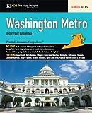 Washington D.C. Metro Atlas (Adc the Map People Washington D.C. Street Map Book) (0841671923) by ADC The Map People