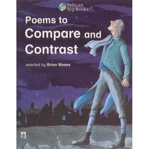 Poems to Compare and Contrast Pb (Pelican Big Books) Brian Moses